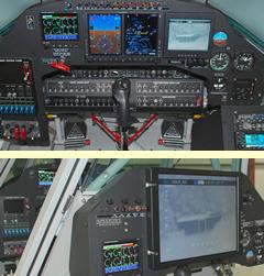 AT-802U Cockpit