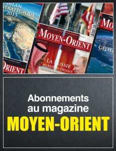 Abonnements MOYEN-ORIENT