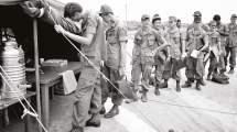 La drogue, éternelle partenaire du combattant dans la guerre