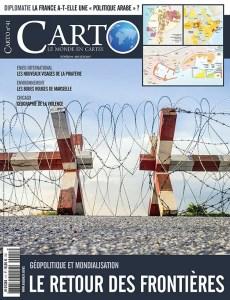 Carto 41 mai-juin 2017 Le retour des frontières