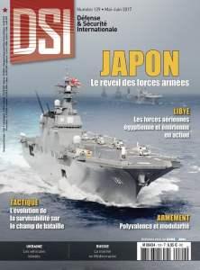 DSI 129 mai-juin 2017 Japon le réveil des forces armées