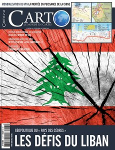 Carto 43 - septembre-octobre 2017 - Liban