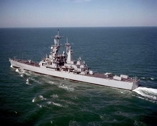 USS Virginia (CGN 38)