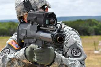 XM25 Counter Defilade Target Engagement Systems (CDTE)