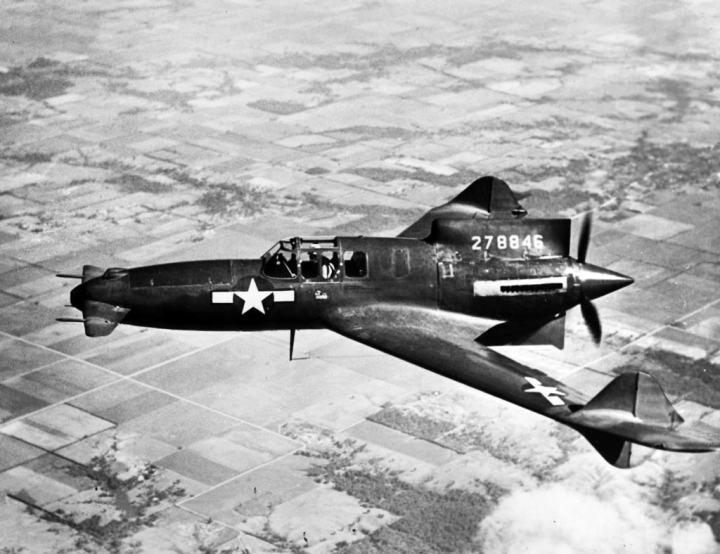 XP-55 Ascender