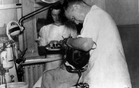 World War II Dentistry