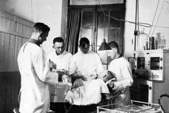 World War I Dentistry