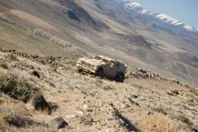 M-ATV Image Courtesy of Oshkosh Defense