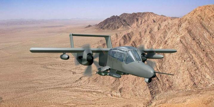 The LAAR Lightweight Combat Aircraft Is Coming to the Air