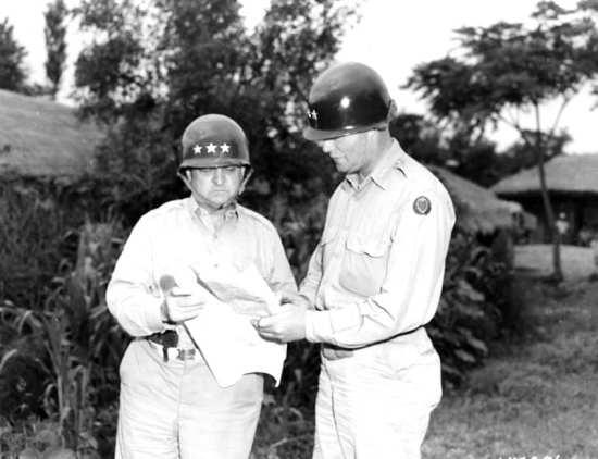 Lt. Gen.Walton H. Walker