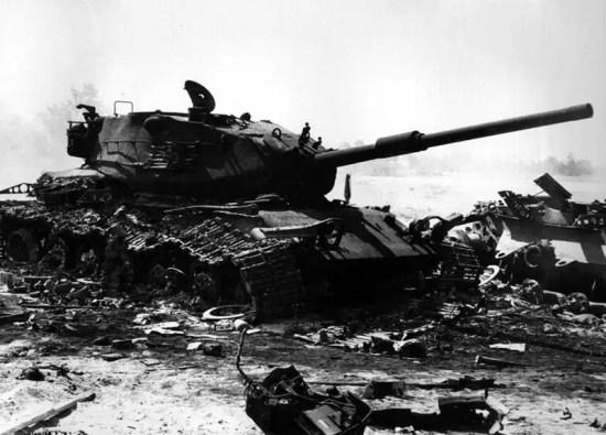 Israeli M60 Patton