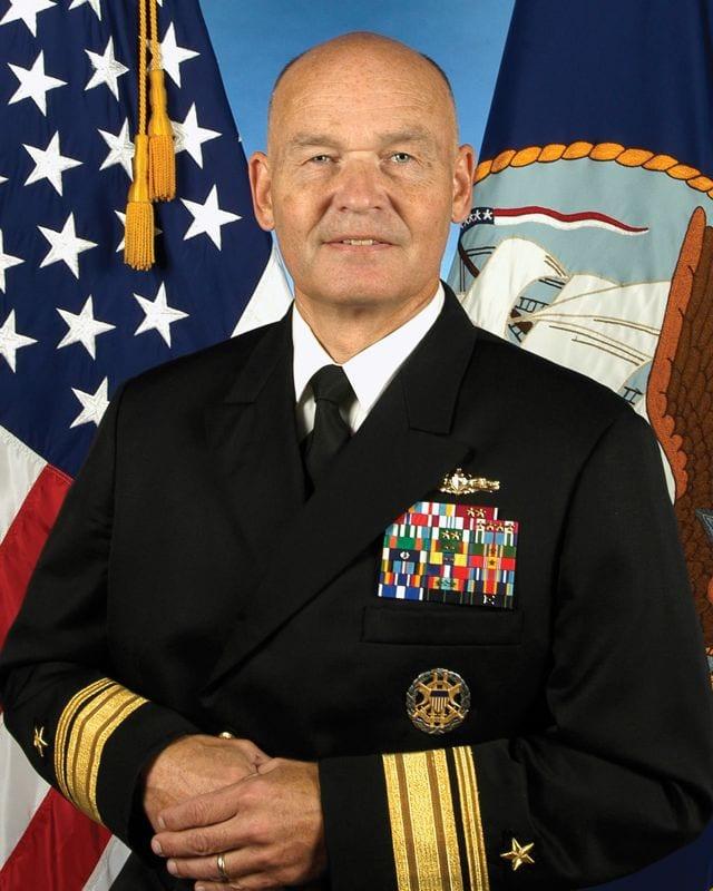 Image courtesy of United States Navy