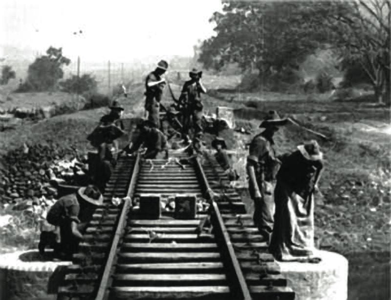 Operation Thursday Chindit Railroad Demolition