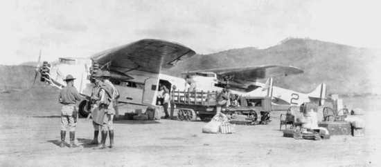 Fokker Tri-motors