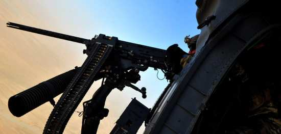 M2 50.-Caliber Machine Gun