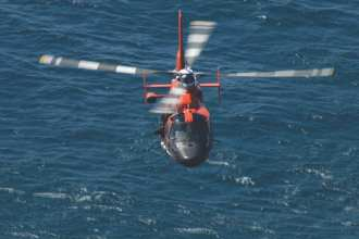 HH-65 Dolphin U.S. Coast Guard District 7