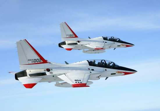 Lockheed Martin/KAI T-50