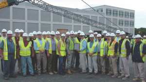 USACE at C4ISR project