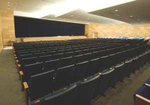 campus auditorium