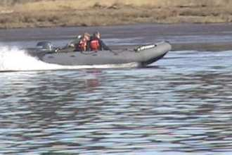P-47 Rigid Inflatable Boat