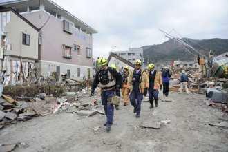 Fairfax County Virginia Task Force 1 in Japan