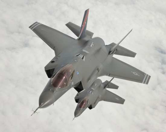 F-35 Lighting IIs