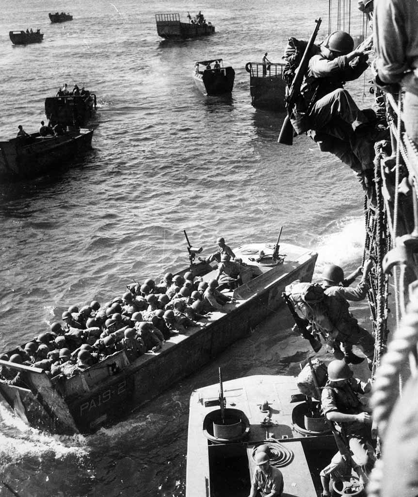 Landing Craft, Vehicle, Personnel (LCVP)