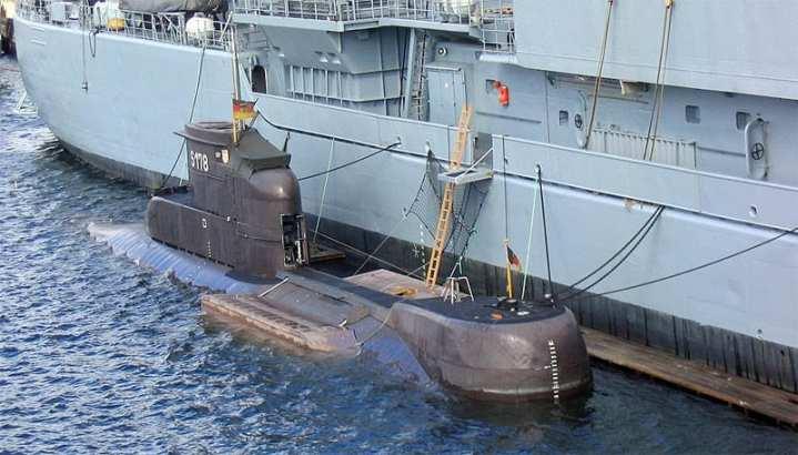 Type 206 Submarine