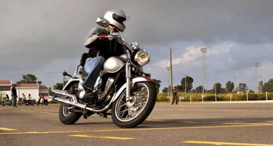 Naval Station Rota Motorcycle Safety Rally