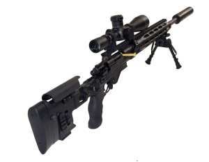 XM2010 enhanced sniper rifle