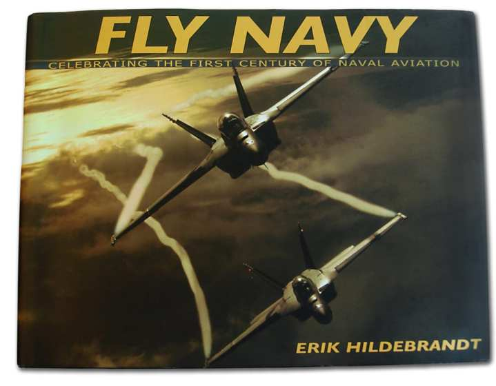Fly Navy Cover