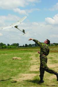 Raven UAV