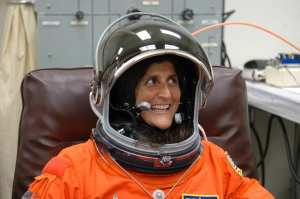 Mission Specialist Sunita Williams
