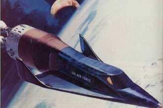 Air Force X-20 Dyna-Soar