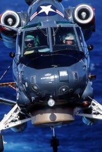 SH-2F Seasprite UNITAS XXV