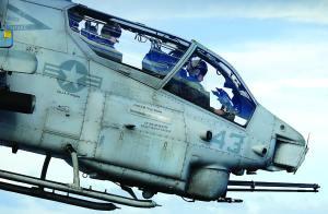 15th MEU AH-1W Super Cobra USS Peleliu