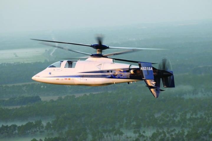 Sikorsky X2 Technology Demonstrator