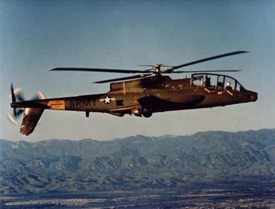 AH-56 Cheyenne Airborne