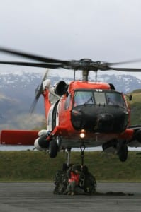 Air Station Kodiak tsunami response exercise