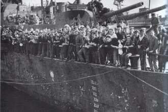 HMS Penelope, Force K