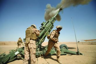 M777A2 Howitzer