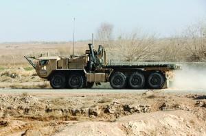 Logistics Vehicle System Replacement (LVSR)