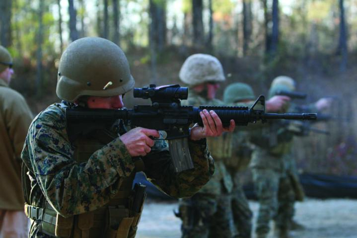 Special Operations Training Course (STC)