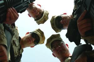 U.S. Marine Corps Cyber Warriors