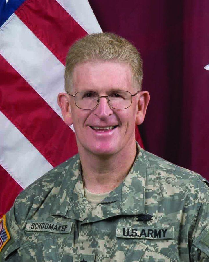 Lt. Gen. Eric B. Schoomaker