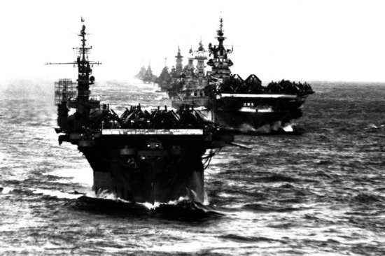 Aircraft Carriers After Pearl Harbor