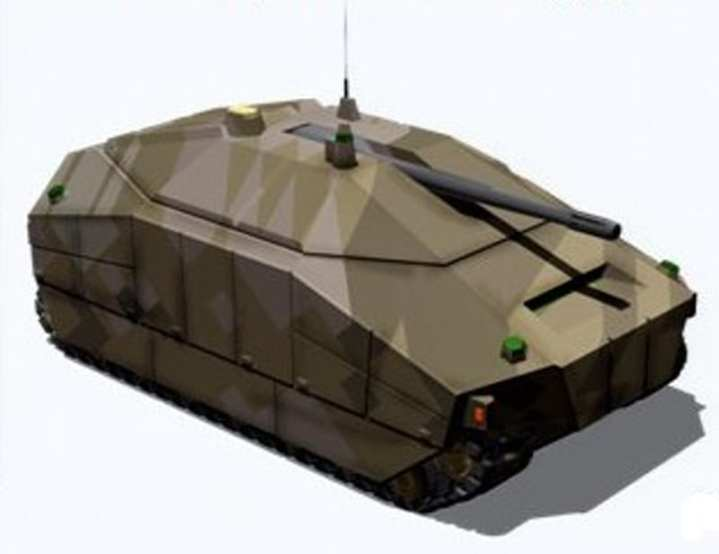DARPA GCV