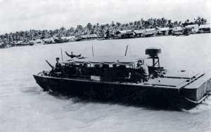 Medium SEAL Support Craft (MSSC) Vietnam War