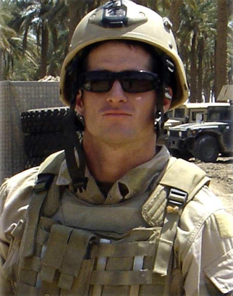 Petty Officer Second Class Michael A. Monsoor