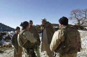 SEALs During Operation Enduring Freedom